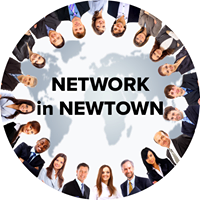 Network in Newtown @ Each gathering is held at a Greater Newtown establishment.