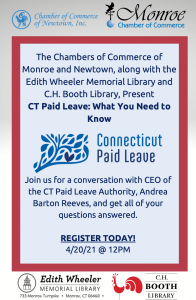 Employers and Employees...Do you know about the CT Paid Leave Act?